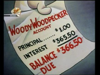 Woody Woodpecker  ���� �������� - The Loan Stranger ����� 6